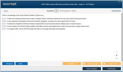 HPE2-CP11 Exam Fragen
