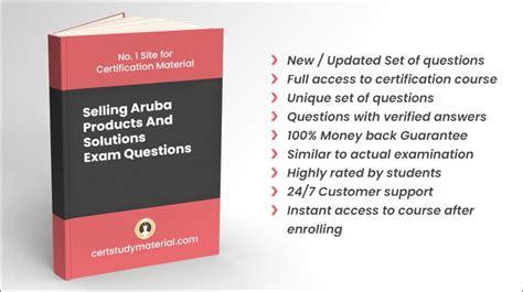 HPE2-W07 Trustworthy Dumps