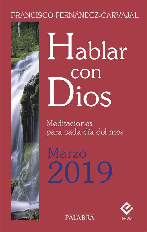 Hablar Con Dios Marzo 2019