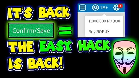 3 Simple Technique Hack Robux For Free