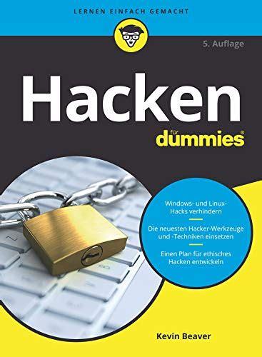 Hacken Fur Dummies German Edition
