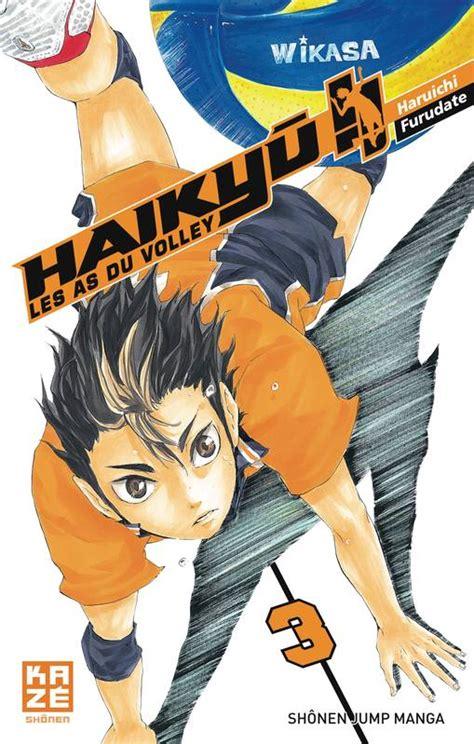Haikyu Les As Du Volley T03