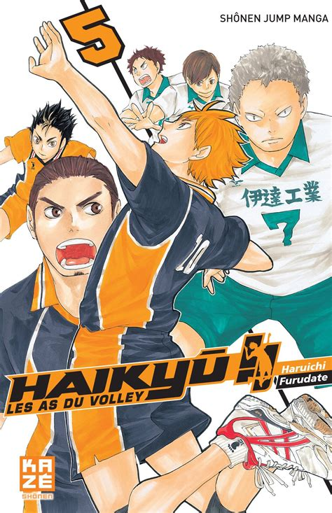 Haikyu Les As Du Volley T07