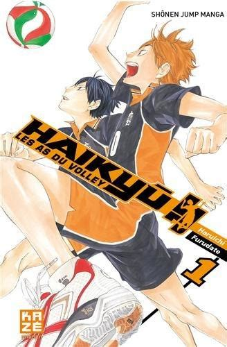 Haikyu Les As Du Volley T08