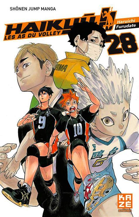 Haikyu Les As Du Volley T28