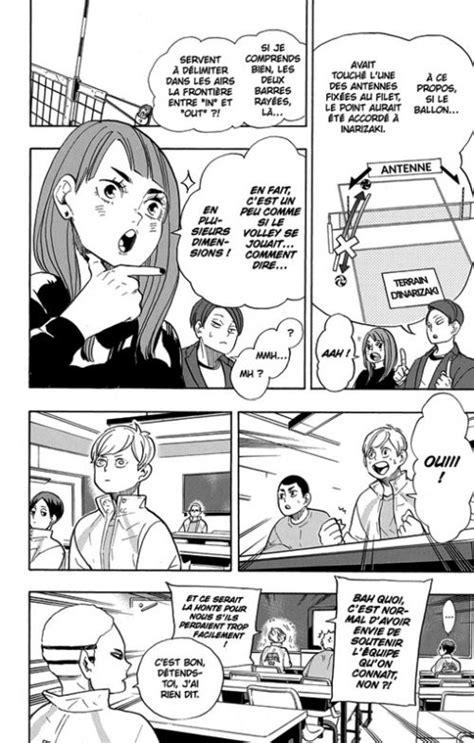 Haikyu Les As Du Volley T30