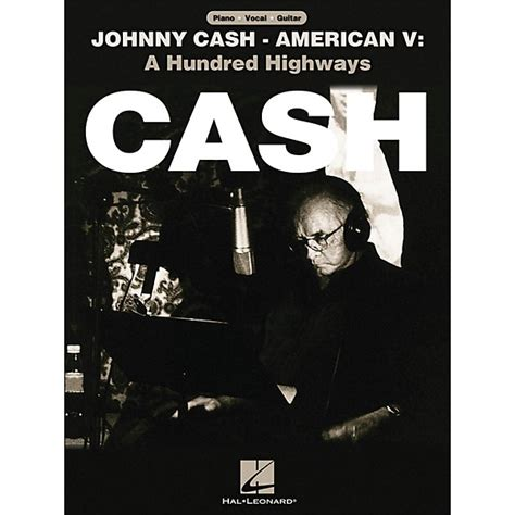 Hal Leonard The Essential Johnny Cash P V G