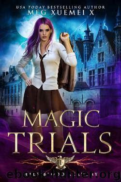 Half Blood Academy 1 Magic Trials An Academy Reverse Harem Fantasy Romance English Edition