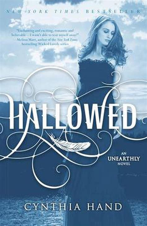 Hallowed Unearthly Book 2 English Edition
