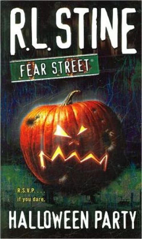 Halloween Party Fear Street