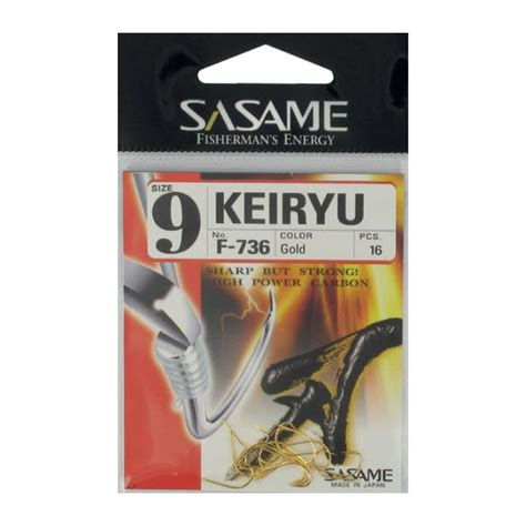 Hamecon Simple Mer Sasame Keiryu Hook 4