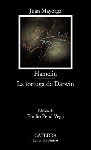 Hamelin La Tortuga De Darwin Letras Hispanicas