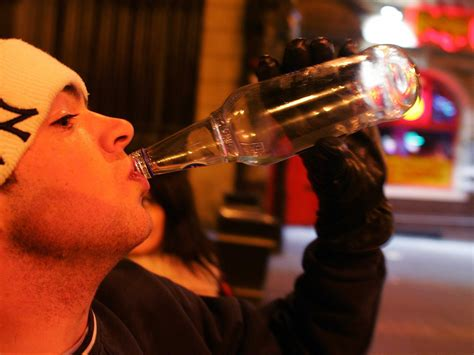 Hammered: Young People and Alcohol