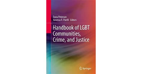 Handbook Of Lgbt Communities Crime And Justice