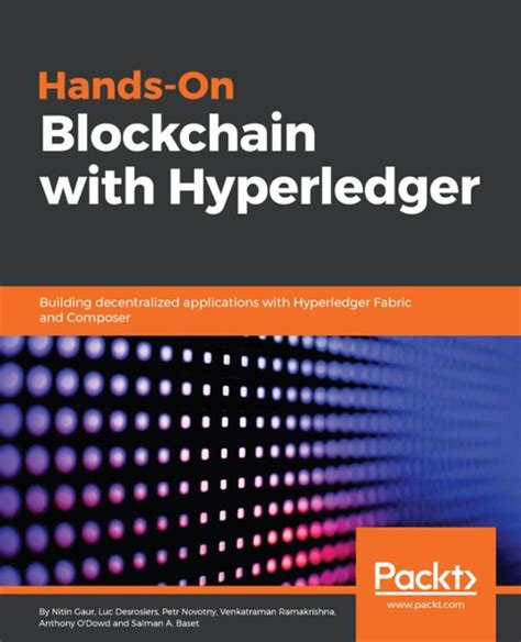 Hands On Blockchain With Hyperledger