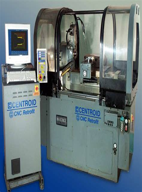 Hardinge Chnc Maintenance Manual