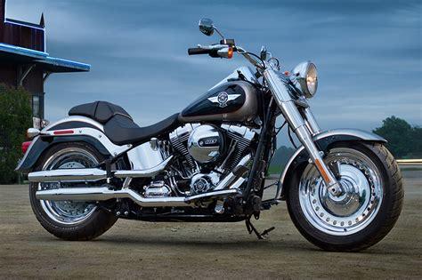 Harley Davidson 2016 Fatboy Manual