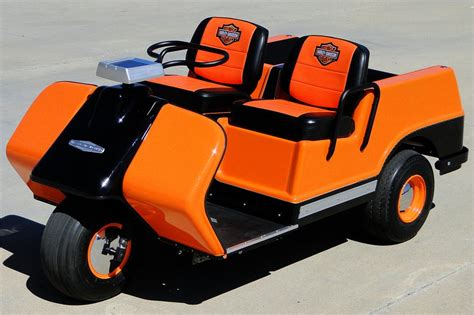 Harley Davidson 3 Wheel Electric Golf Cart Electrical Diagram
