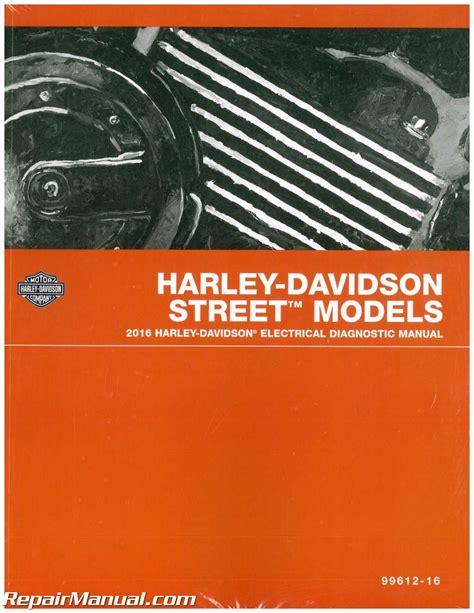 Harley Davidson Electrical Problems Diagnostic Manual