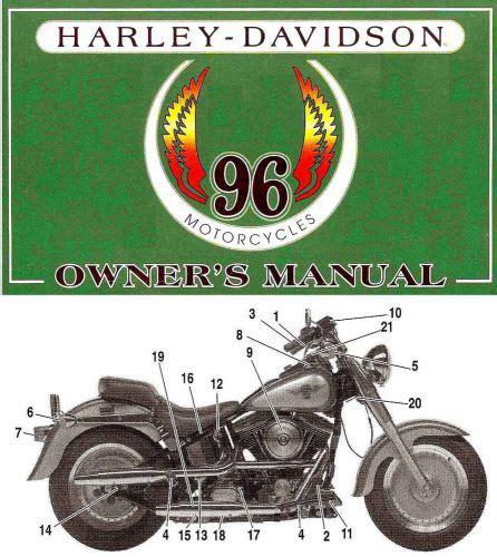Harley Davidson Flhtcu Owners Manual