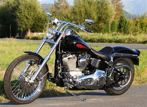 Harley Davidson Fxsti Softail Standard 2000 2005 Manual