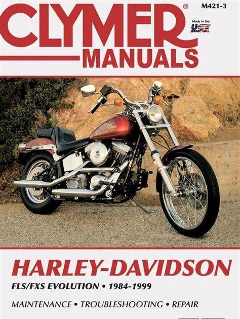 Harley Davidson Owners Manual 1997 Fatboy