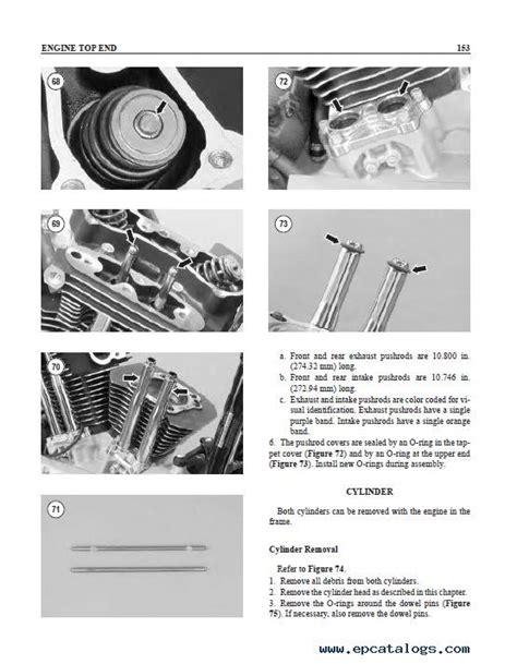 Harley Davidson Xl883r Sportster 12 Workshop Service Manual
