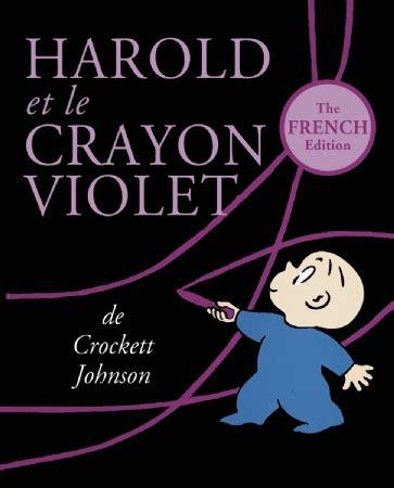 Harold Et Le Crayon Violet