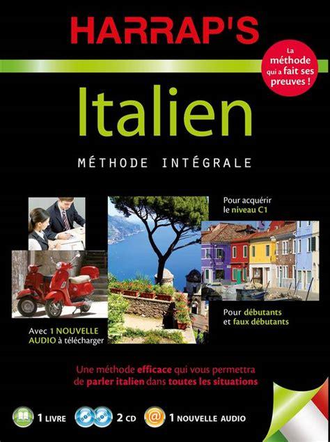 Harrap S Methode Integrale Italien 2cd Livre