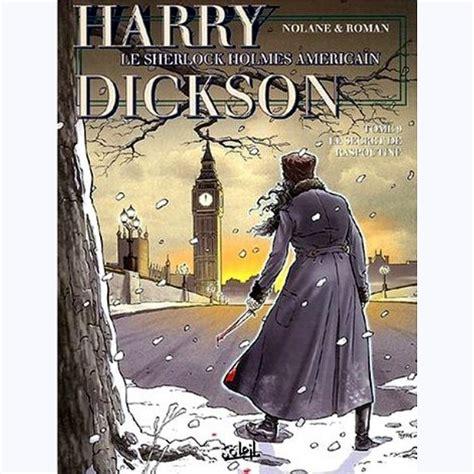 Harry Dickson T09 Le Secret De Raspoutine