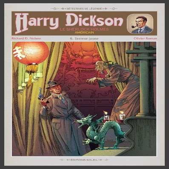 Harry Dickson T6 Terreur Jaune Ned
