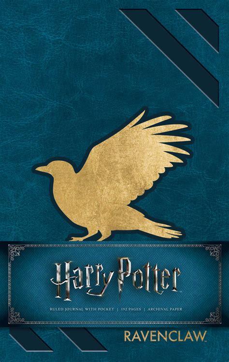 Harry Potter: Ravenclaw Hardcover Ruled Journal (Harry Potter Journals)
