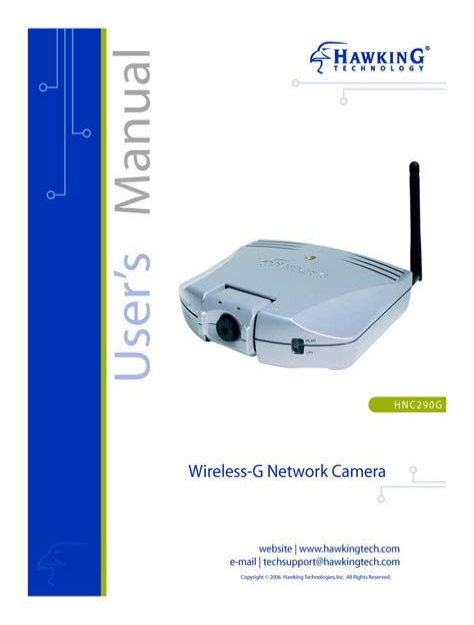 Hawking Digital Camera Manual
