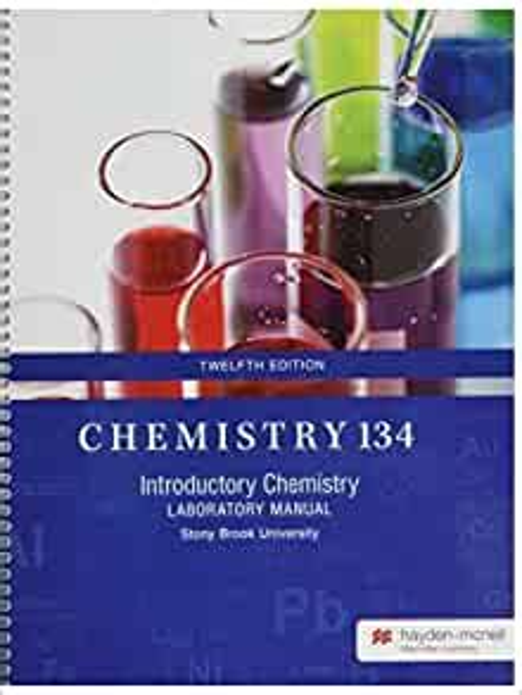 Hayden Mcneil Chem 115 Lab Manual