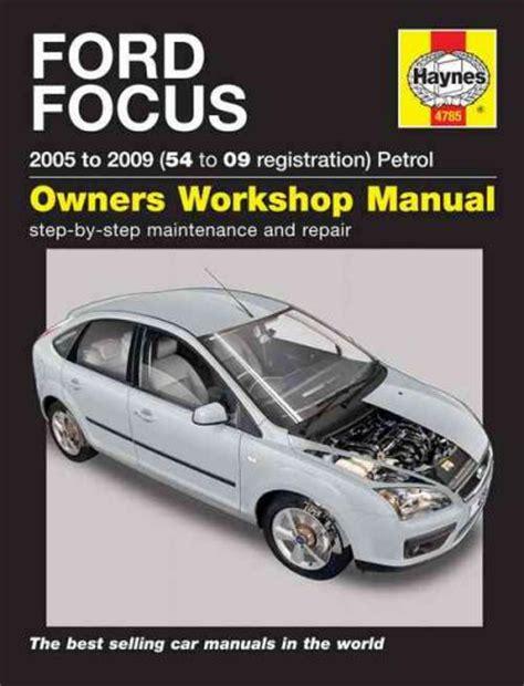 Haynes Car Repair Manuals Focu