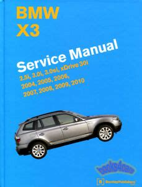 Haynes Manual Bmw X3
