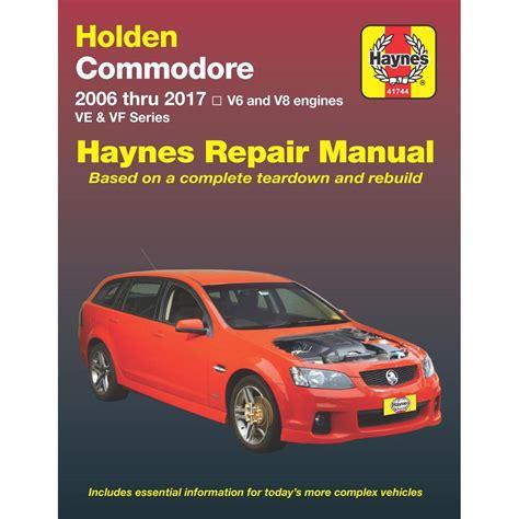 Haynes Manual Commodore