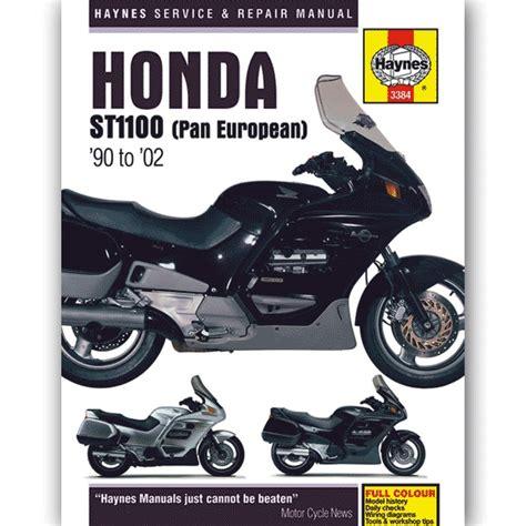 Haynes Manual St1100