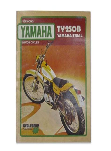 Haynes Manual Ty250
