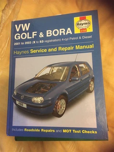 Haynes Manual Vw 05 Golf