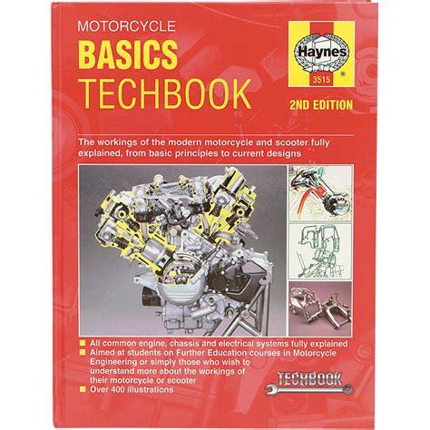 Haynes Motorcycle Basics Techbook H3515