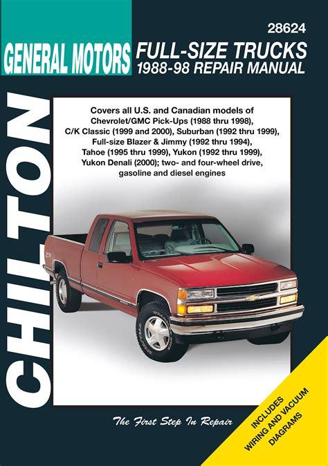 Haynes Repair Manual 3500