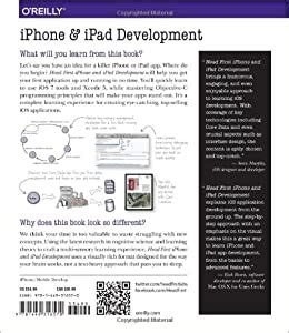 Head First Iphone And Ipad Development A Learner S Guide To Creating Objective C Applications For The Iphone And Ipad