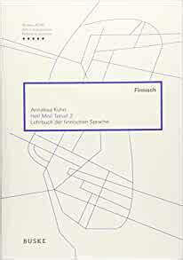 Hei Moi Terve Band 2 Lehrbuch Der Finnischen Sprache