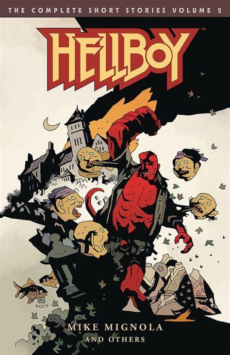 Hellboy: THE Complete Short Stories Volume 2,