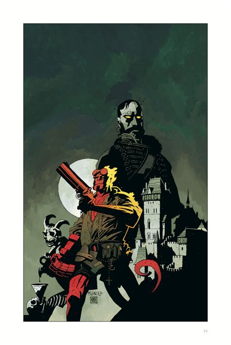 Hellboy 25 Years Of Covers