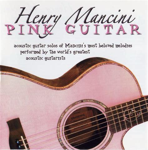 Henry Mancini Rosa Guitar
