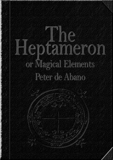 Heptameron: or Magical Elements