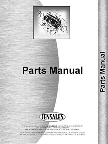 Hercules Engines Dhxc Engine Parts Manual