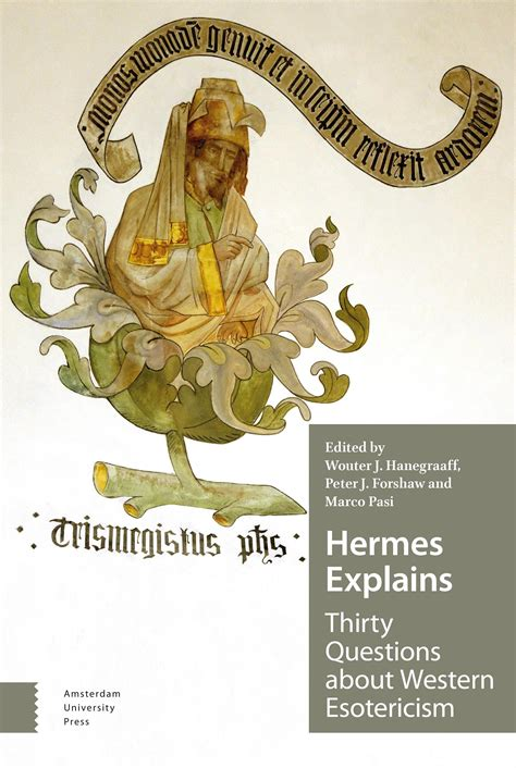 Hermes Explains Thirty Questions About Western Esotericism